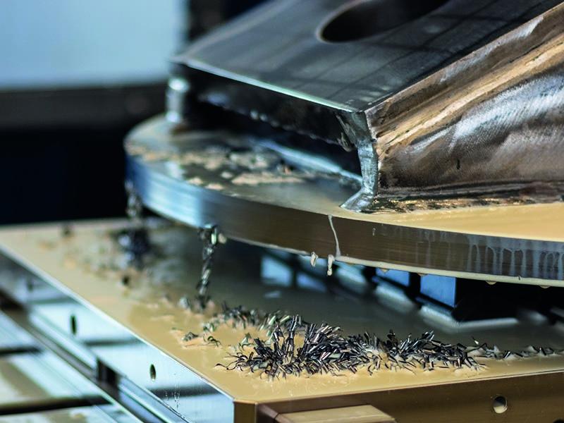Maschinenbau und Zerspanen
