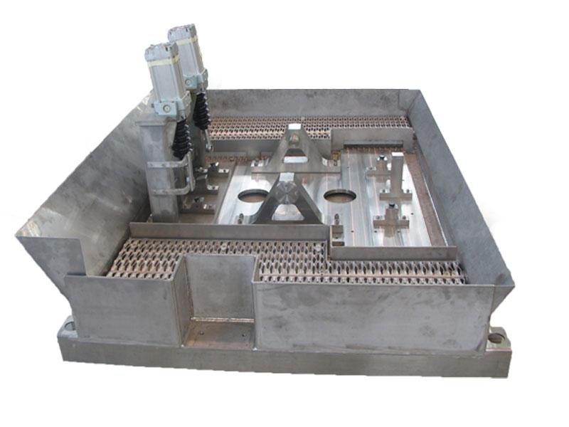 Edelstahlbearbeitung   Stahlbau & Maschinenbau